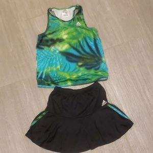 Adidas tennis outfit